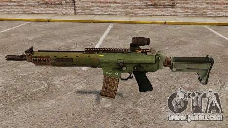Automatic carbine Ak5C for GTA 4 third screenshot
