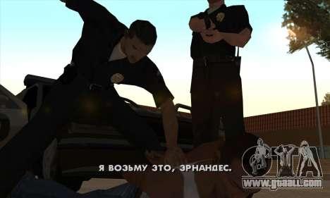Spent Crack (FARGUS) for GTA San Andreas second screenshot