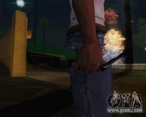 Champagne for GTA San Andreas third screenshot