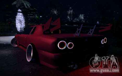 Tuned Elegy for GTA San Andreas left view