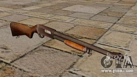Remington pump-action shotgun for GTA 4