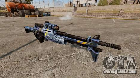 Mass Effect sniper rifle for GTA 4