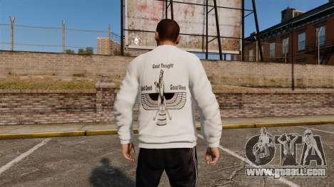 Iranian sweater for GTA 4 second screenshot