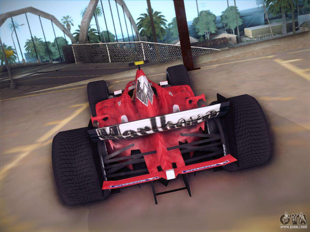 41 Mod Mobil Formula 1 Gta San Andreas Terbaik