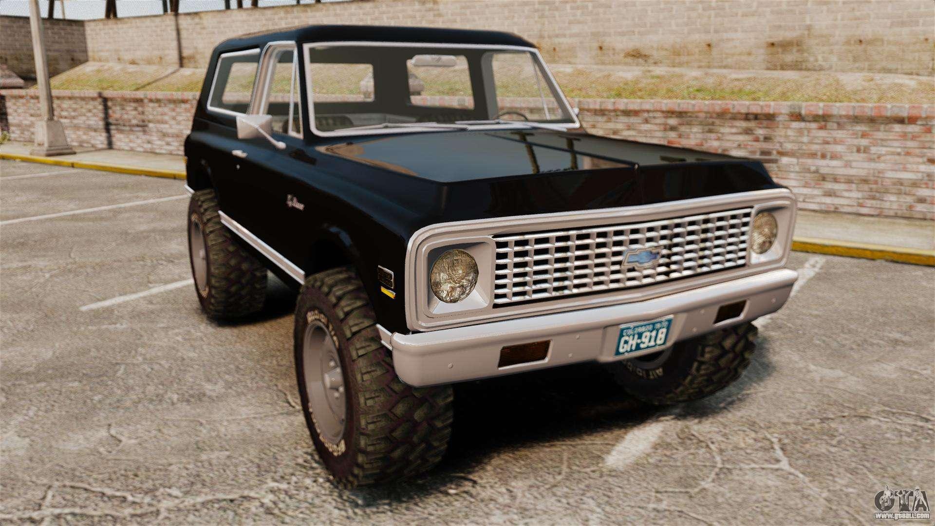 K5 Blazer Craigslist >> Chevy Blazer 1968 1972.html   Autos Post