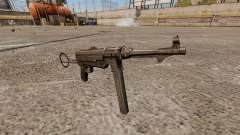 MP 40 submachine gun