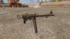 MP 40 submachine gun