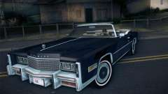 Cadillac Eldorado 1978 Convertible for GTA San Andreas
