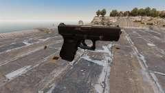 Glock 19 semi-automatic pistol
