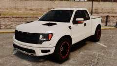 Ford SVT Raptor 2012 for GTA 4
