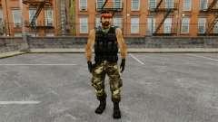 South American Guerilla terrorist