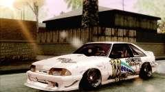 Ford Mustang SVT Cobra 1993 Drift