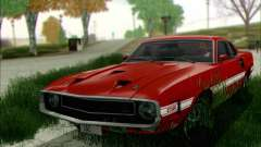 Shelby GT500 428 Cobra Jet 1969 v1.1 for GTA San Andreas