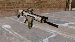 Automatic rifle FN SCAR-H