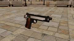 Colt 1911 pistol Snake Eater for GTA 4