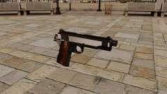 Colt 1911 pistol Snake Eater