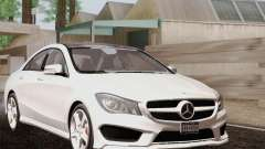 Mercedes-Benz CLA 250 2013