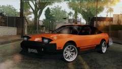 Nissan 240Sx Drift Edition for GTA San Andreas
