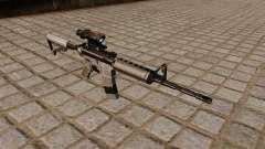 Automatic carbine M4A1 Scoped