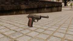 Walther P38 Pistol for GTA 4