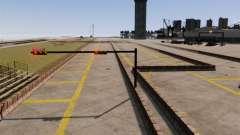 Airport RallyCross Track