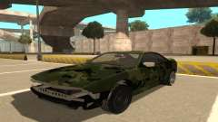 BMW 850CSi 1996 Military Version