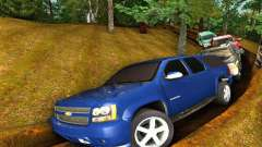 Chevrolet Suburban 2008 for GTA San Andreas