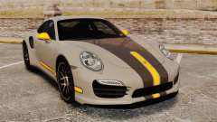 Porsche 911 Turbo 2014 [EPM] TechArt Design