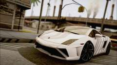 Lamborghini Gallardo LP560-4 2013 for GTA San Andreas