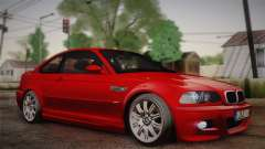 BMW E46 M3 Coupe for GTA San Andreas