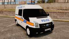 Ford Transit 2013 Police [ELS] for GTA 4