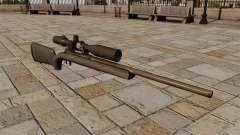 The M24 sniper rifle