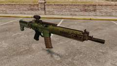 Automatic carbine Ak5C for GTA 4