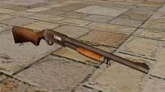 Remington pump-action shotgun