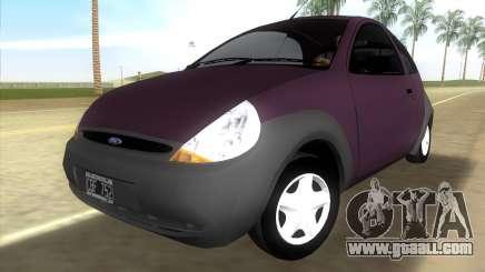 Ford Ka for GTA Vice City