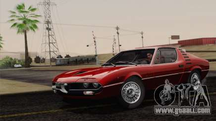 Alfa Romeo Montreal (105) 1970 for GTA San Andreas