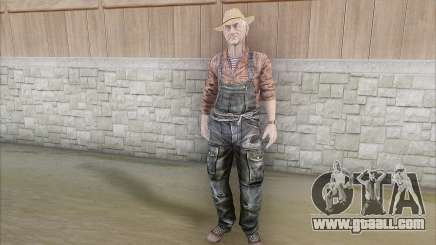 Farmer for GTA San Andreas