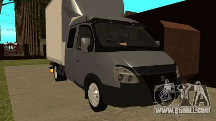 33023 Gazelle Business for GTA San Andreas
