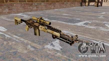Sniper rifle M21 Mk14 for GTA 4