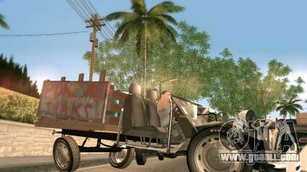 Citroen 2CV (Diana) for GTA San Andreas