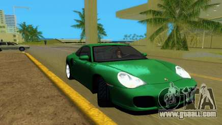 Porsche 911 Turbo for GTA Vice City