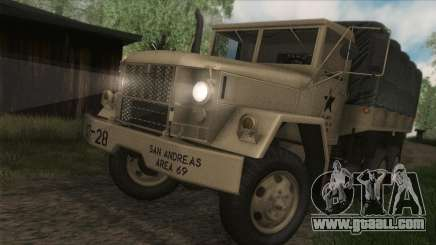 AM General M35A2 1950 for GTA San Andreas