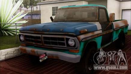 Ford F-150 Old Crate Edition for GTA San Andreas
