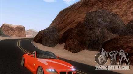 BMW Z4 Edit for GTA San Andreas