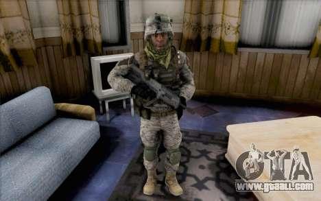Quinton Cole for GTA San Andreas second screenshot