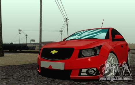 Chevrolet Cruze for GTA San Andreas