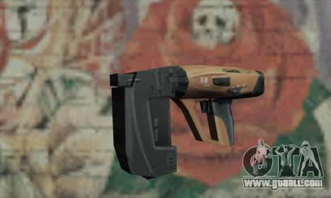 Manhunt Nailgun for GTA San Andreas