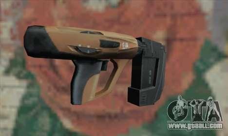 Manhunt Nailgun for GTA San Andreas second screenshot