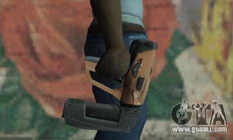 Manhunt Nailgun for GTA San Andreas third screenshot