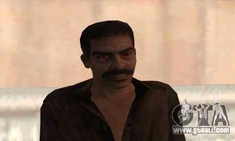 Madžin v5 for GTA San Andreas third screenshot